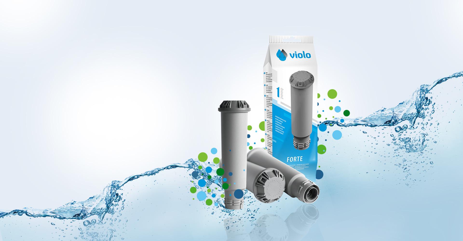 filtry wody violo